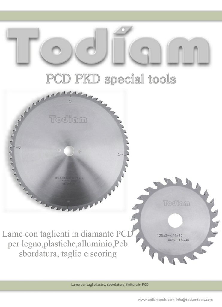 Special PCD Todiam-2